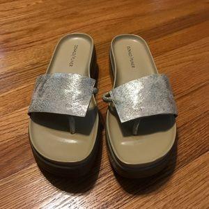 Donald J. Pliner Fifi Platform Thong Sandal